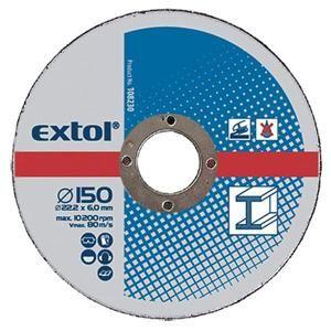 EXTOL 108220 Kotúč brúsny na kov