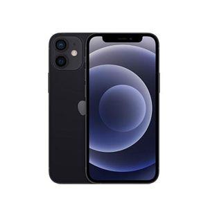 Apple iPhone 12 mini 128GB čierny - Mobilný telefón