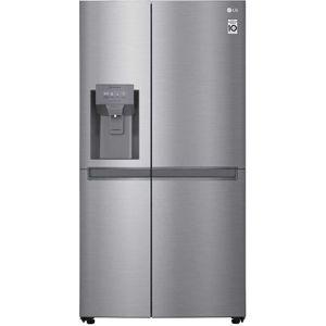 LG GSL481PZXZ nerez - Americká chladnička