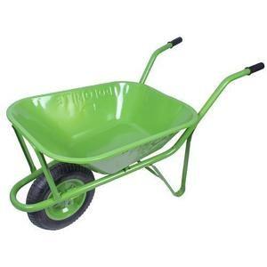 Strend Pro 2161016 Furik DOLOMITE, 60 lit, s nafukovacím kolesom, zelený, max. 150 kg