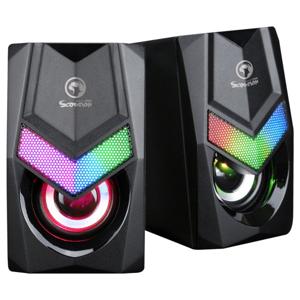 Marvo SG-118 RGB - PC reproduktory 2.0