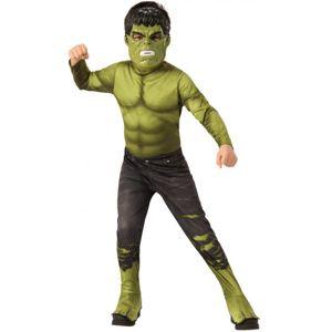Rubies Karnevalový kostým Avengers Endgame Hulk - Classic kostým s maskou vel. M