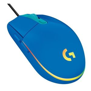 Logitech G102 2nd Gen LIGHTSYNC Gaming Mouse blue - Herná myš