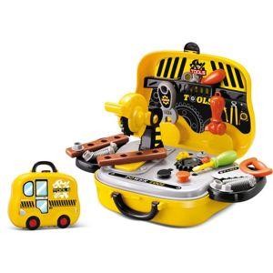 Buddy Toys Dielňa sada v kufríku 63cm - Sada