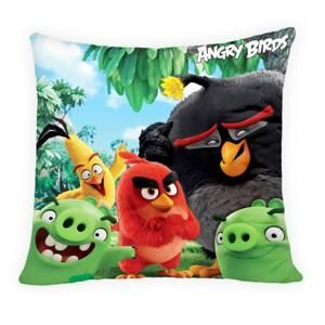 Vankúš 40x40 Angry Birds movie Cushion